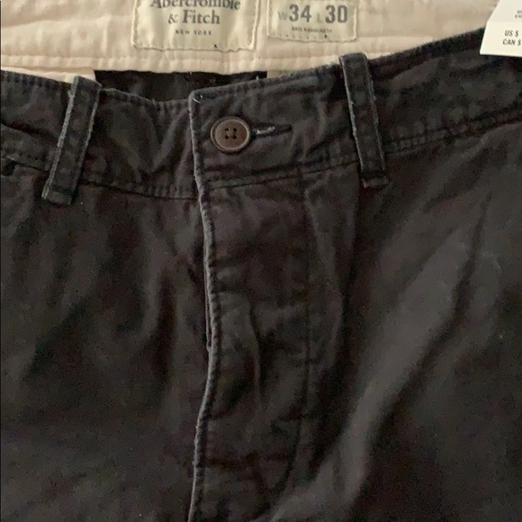 Abercrombie & Fitch Other - Abercrombie & Fitch Men's Chino Pants 34x30